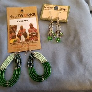 Jewelry - Earrings with a meaning